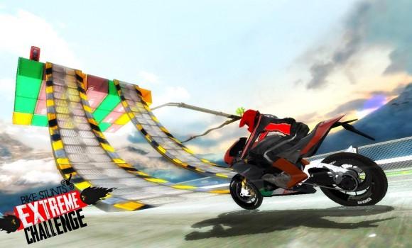 Sports Bike Stunts Ekran Görüntüleri - 2
