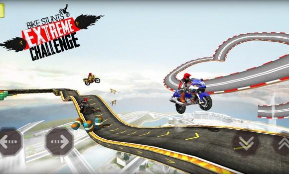 Sports Bike Stunts Ekran Görüntüleri - 3