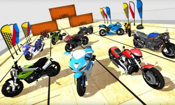 Sports Bike Stunts Ekran Görüntüleri - 1