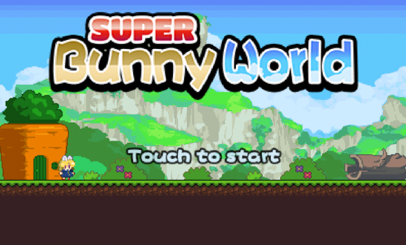 Super Bunny World Ekran Görüntüleri - 3