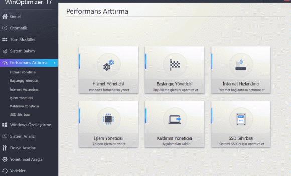 Ashampoo WinOptimizer Ekran Görüntüleri - 8