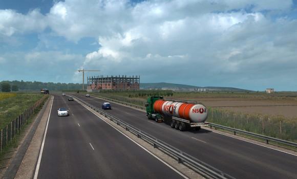 Euro Truck Simulator 2 - Road to the Black Sea Ekran Görüntüleri - 6