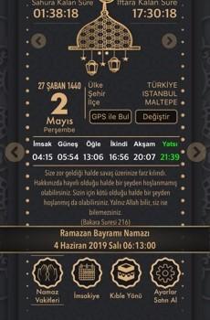 Muslim Prayer - Ramadan 2019 Ekran Görüntüleri - 1