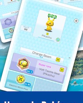 Pokémon Rumble Rush Ekran Görüntüleri - 1