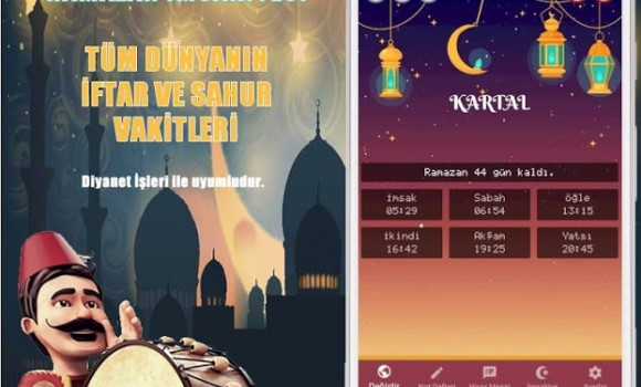 Ramazan 2019 Ekran Görüntüleri - 1