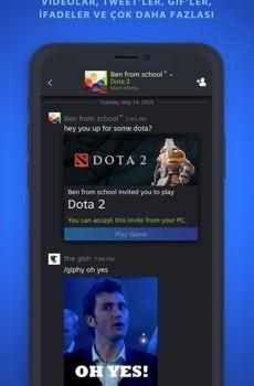 Steam Chat Ekran Görüntüleri - 2