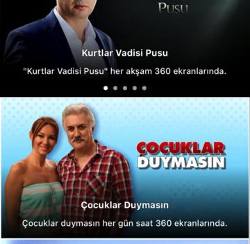 TV 360 Ekran Görüntüleri - 6