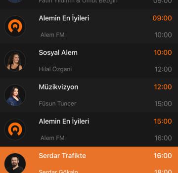 Alem FM Ekran Görüntüleri - 4
