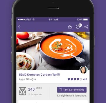 Yemek Evi Ekran Görüntüleri - 2