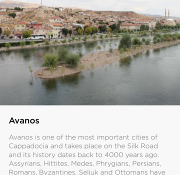 Avanos | Kapadokya Ekran Görüntüleri - 3