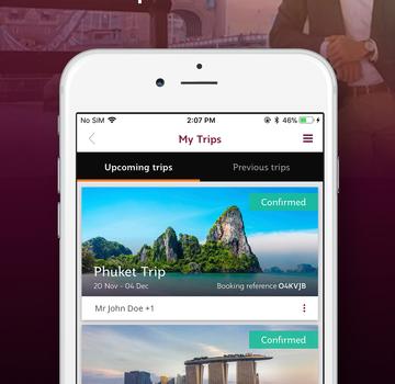 Qatar Airways Ekran Görüntüleri - 5