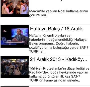 Sat-7 Türk Ekran Görüntüleri - 4