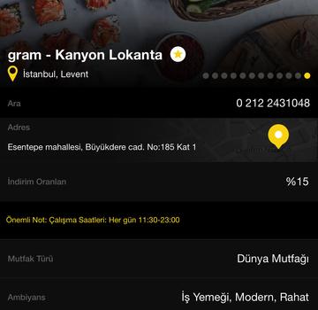 GastroClub Ekran Görüntüleri - 4