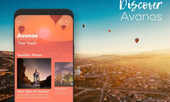 Avanos | Kapadokya Ekran Görüntüleri - 1