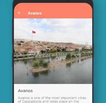 Avanos | Kapadokya Ekran Görüntüleri - 2