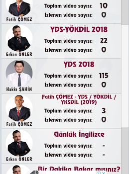 Benim Hocam YDS-YÖKDİL-YDT 2019 Ekran Görüntüleri - 11