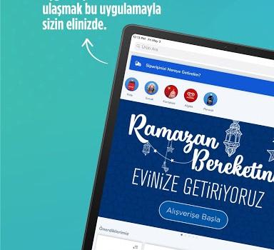 CarrefourSA Online Market Ekran Görüntüleri - 6