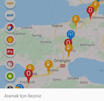 İstanbul-Bursa-İzmir Otoyolu Ekran Görüntüleri - 2