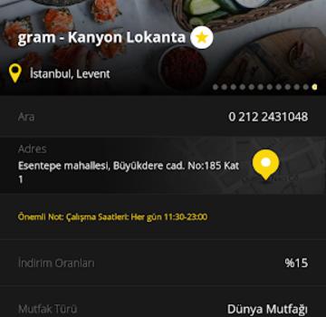 GastroClub Ekran Görüntüleri - 3