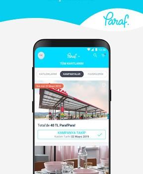 Paraf Mobil Ekran Görüntüleri - 3