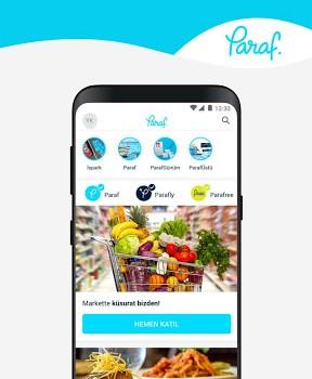 Paraf Mobil Ekran Görüntüleri - 4