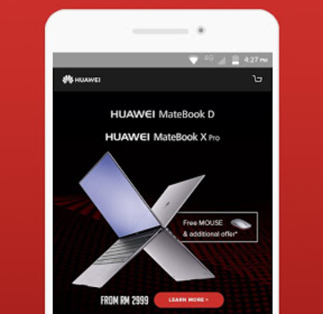 Huawei Store Ekran Görüntüleri - 1