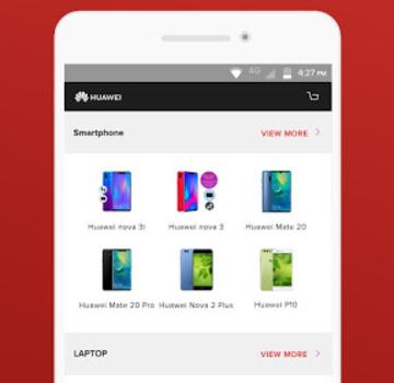 Huawei Store Ekran Görüntüleri - 5