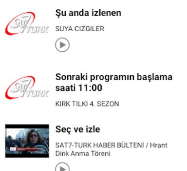 Sat-7 Türk Ekran Görüntüleri - 1