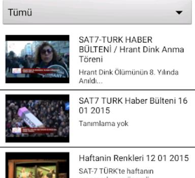Sat-7 Türk Ekran Görüntüleri - 2