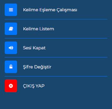 YDS Kelime Pro Ekran Görüntüleri - 4