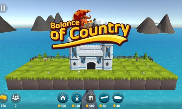 Balance of Country 1 - 1