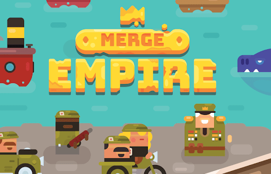 Merge Empire 2 - 2