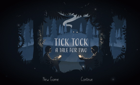 Tick Tock: A Tale for Two 1 - 1