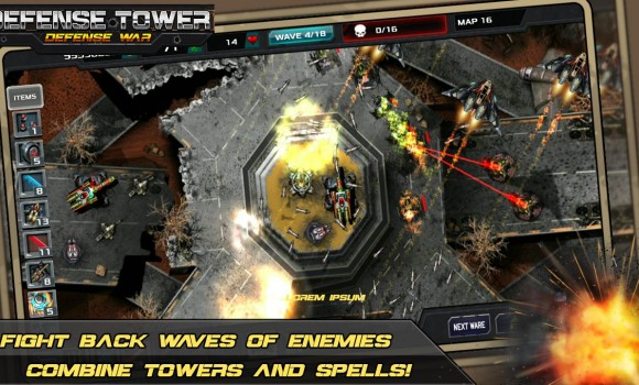 Tower Defense - Defense Zone 2 - 2