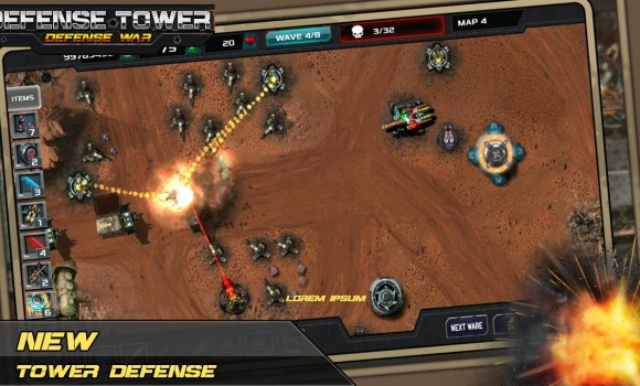 Tower Defense - Defense Zone 3 - 3