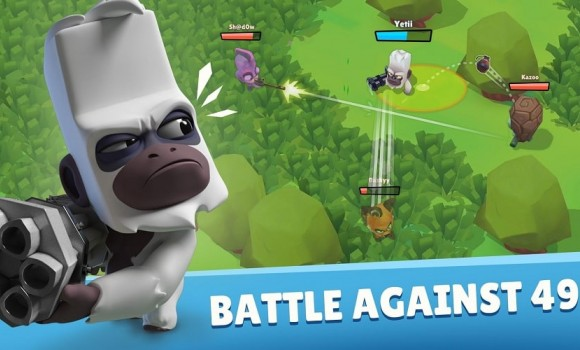 ZOBA: Zoo Online Battle Arena 2 - 2