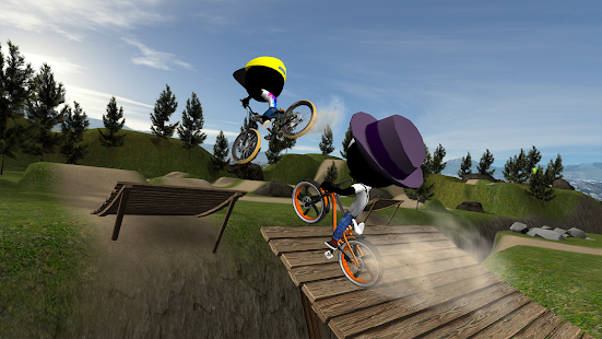 Stickman Bike Battle Ekran Görüntüleri - 2