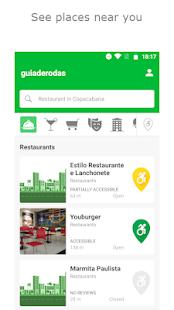 Guiaderodas Accessibility Ekran Görüntüleri - 3