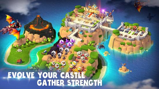 Epic War: Castle Alliance Ekran Görüntüleri - 2