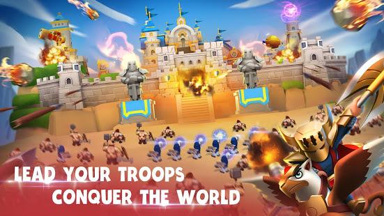 Epic War: Castle Alliance Ekran Görüntüleri - 1