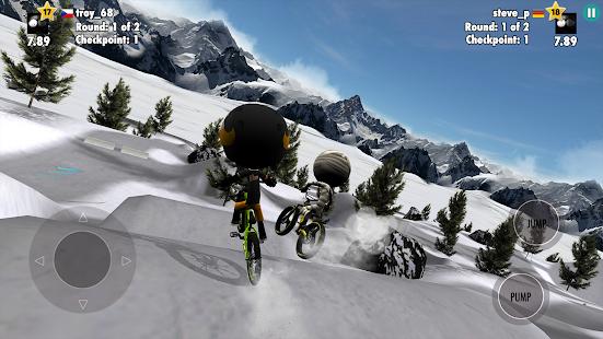 Stickman Bike Battle Ekran Görüntüleri - 3