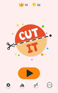 Cut It Ekran Görüntüleri - 3