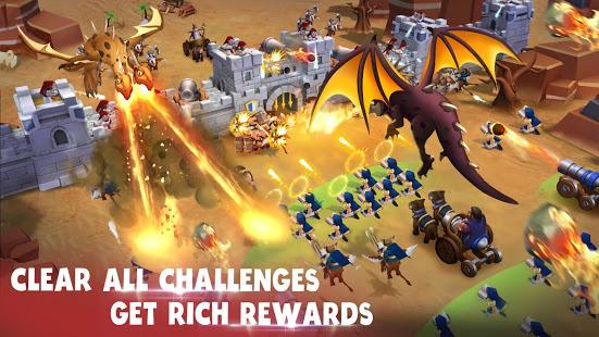 Epic War: Castle Alliance Ekran Görüntüleri - 3