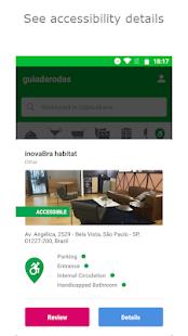 Guiaderodas Accessibility Ekran Görüntüleri - 1