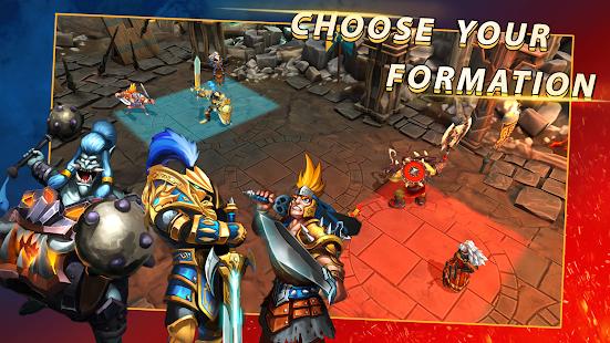 Paragon Kingdom: Arena Ekran Görüntüleri - 1