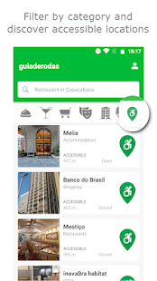 Guiaderodas Accessibility Ekran Görüntüleri - 2