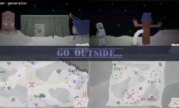 Alive In Shelter: Moon Ekran Görüntüleri - 2