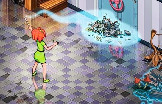 Ghost Town Adventures: Mystery Riddles Game Ekran Görüntüleri - 2