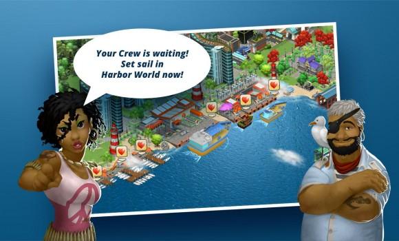 Harbor World Ekran Görüntüleri - 2