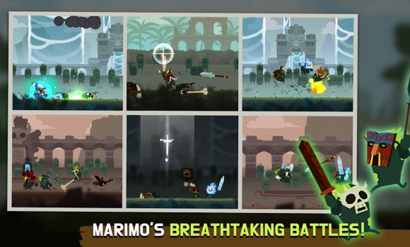 Marimo League Ekran Görüntüleri - 1